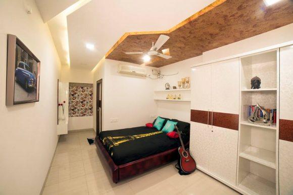 Mr. Pradeep Shetty Residence.